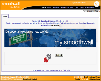 Smoothwall Firewall on CD