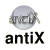 antiX Linux 17.1 on 16GB USB Drive