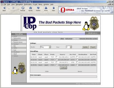 IPCop Firewall CD