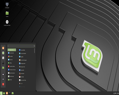Linux Mint Cinnamon on USB