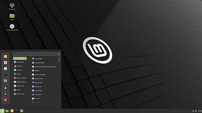Linux Mint 20.1 Xfce on USB
