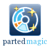 Parted Magic CD
