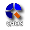 Q4OS Linux on 16GB USB Drive