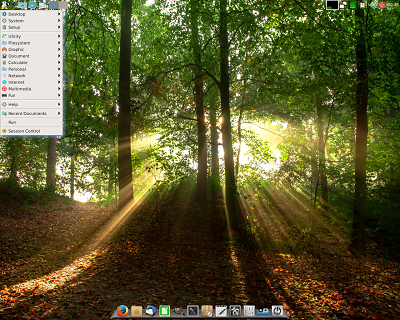 Simplicity Linux 15.7 on DVD