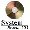 SystemRescueCD on 32GB USB Drive